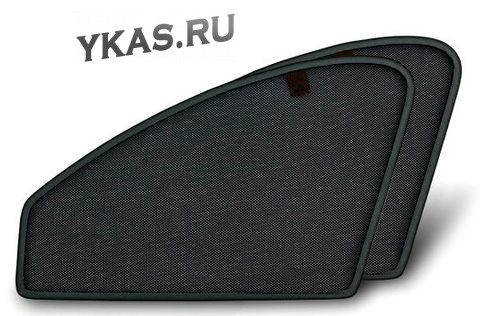 Шторки каркас. на перед. двери  Mazda  3 (BK) хэтчбек  2003-2009г.