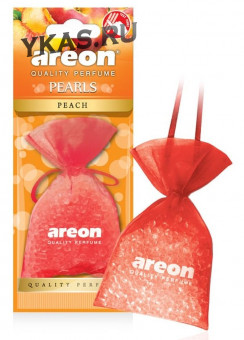 "Осв.возд. Areon PEARLS ""мешочек""  Peach"