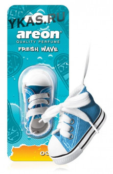 Осв.возд. Areon FRESH WAVE  FW06 Ocean (кеды)
