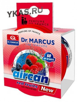 Осв.воздуха DrMarcus банка  AIRCAN  Red Fruits